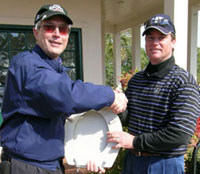 Frank Mejia (Kohler Champion) and Randy Broughman