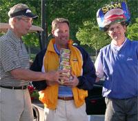 Frank Mejia, Dan Spotts (SPAM Champion) and Don Drehoff