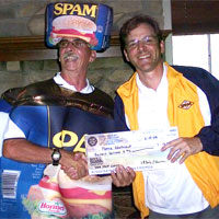 Frank Northrop – SPAM Champion