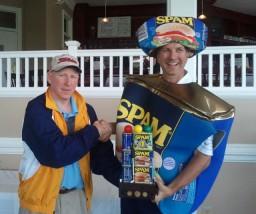 Chuck Petrilla - SPAM Champion