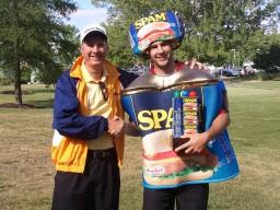 Jeremy Moreland - SPAM Champion