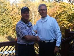 Randy Broughman – 72 Hole Low Gross Champion